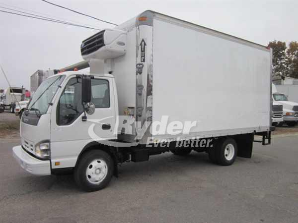 Reefer Van Trucks Box Trucks Used Reefer Van Trucks | Autos Weblog