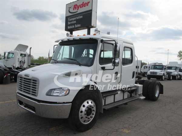 Single Axle Semi Tractors : Used semi tractors single axle autos post