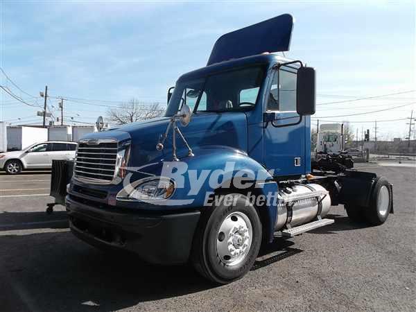 Single Axle Semi Tractors : Single axle freightliner columbia tractors autos post