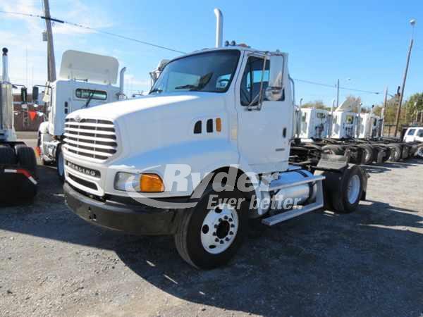 Single Axle Semi Tractors : Used semi trucks for sale single axle tractors day autos