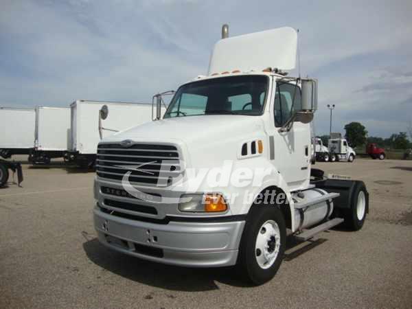 Single Axle Semi Tractors : Single axle semi tractors for sale michigan ohio